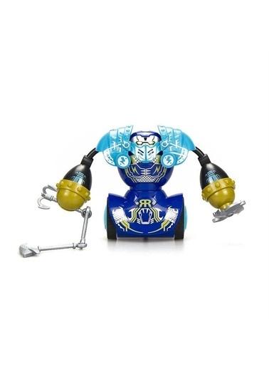 Silverlit Silverlit Robot Robo Combat Samurai İkili Renkli Set Oyuncak Renkli